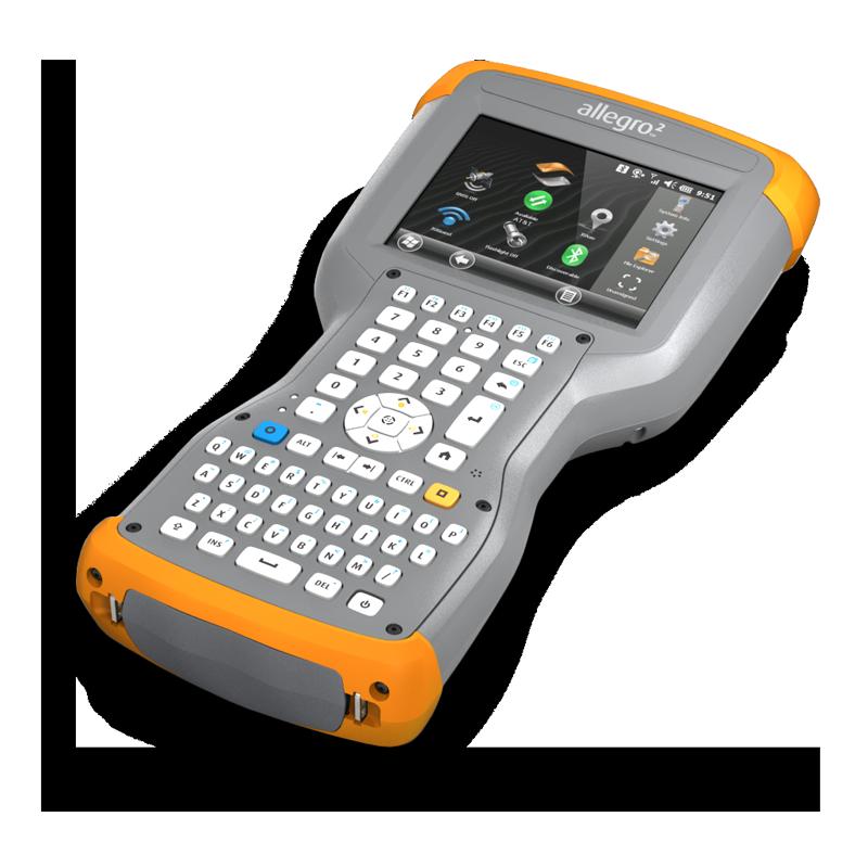 Allegro 2 Data Collector | Juniper Systems, Inc
