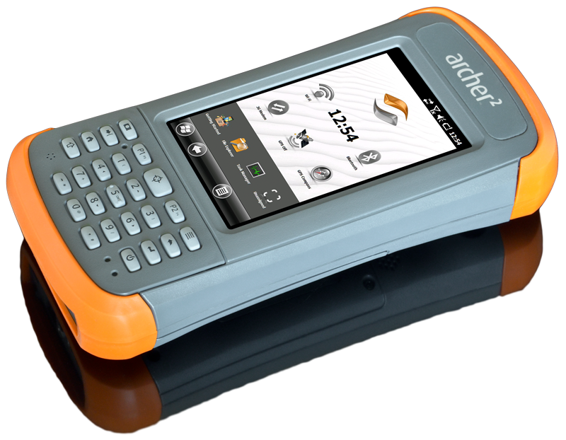 Archer 2 Rugged Handheld | Juniper Systems, Inc