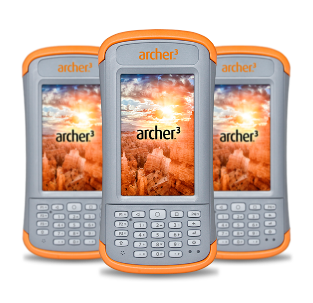 Archer 3 Rugged Handheld | Juniper Systems, Inc