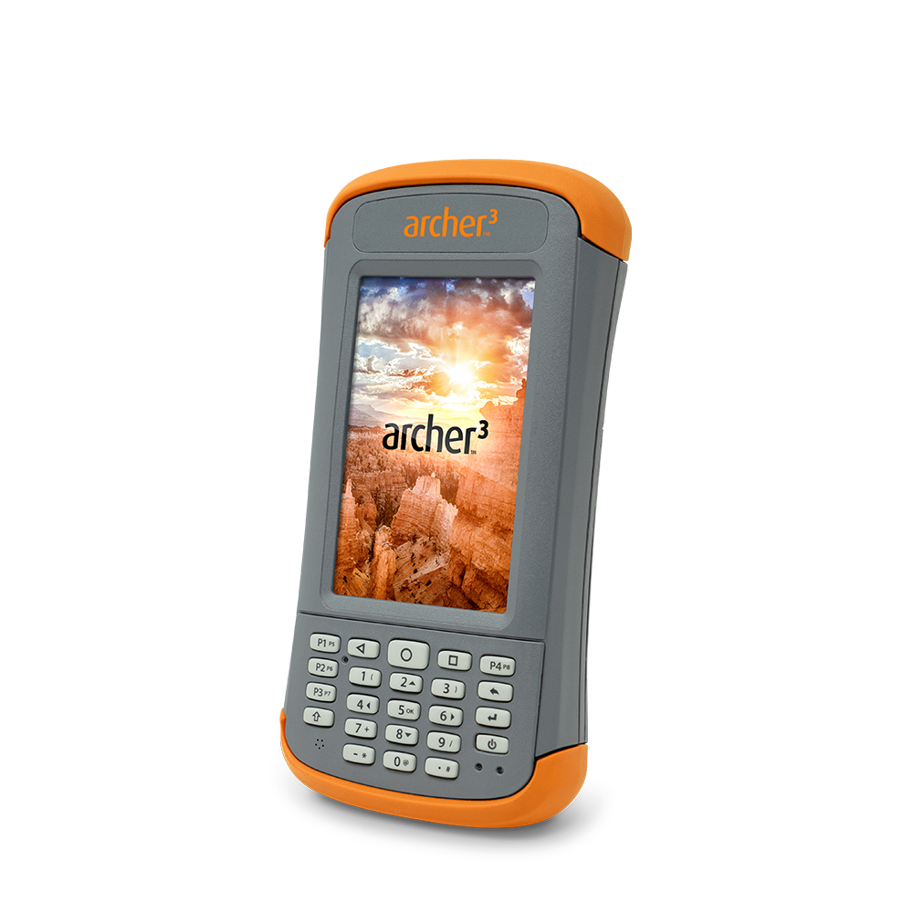 Image of the Archer 3 Handheld Device