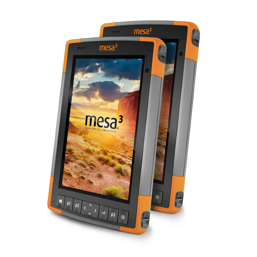 The Mesa 3 Rugged Tablet