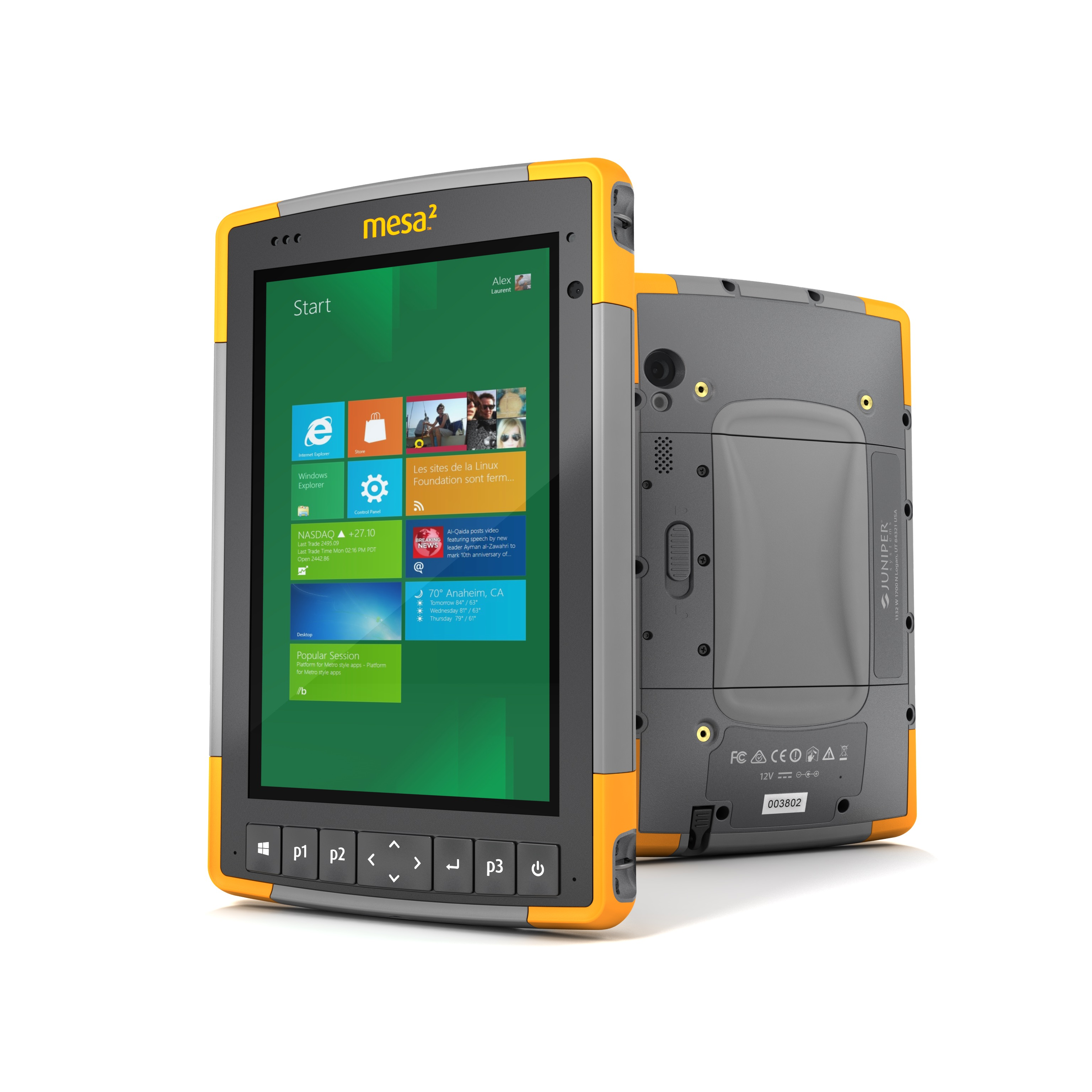Juniper Systems, Inc  | Rugged Tablets and Handhelds