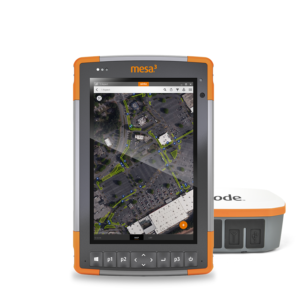 The CP3 rugged Smartphone and CT8 rugged Tablet